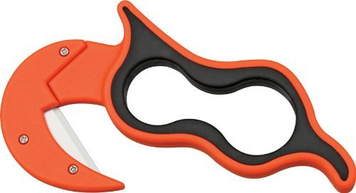Mossy Oak Field Dressing Knife (Orange)