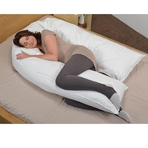 41tuzkbnypl for Best down pillows for side sleepers