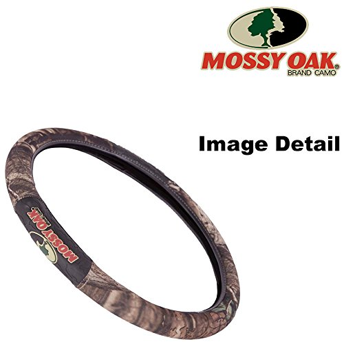Mossy Oak 2 Grip Steering Wheel Cover Breakup Infinity (Up Wheels compare prices)