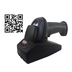 Pegasus PS3256A Bluetooth Wireless 2D QR Barcode Scanner with 2 Years Warranty
