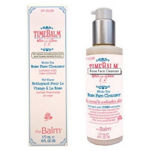 (3 Pack) theBalm Rose Face Cleanser - For Normal to Oily Skin