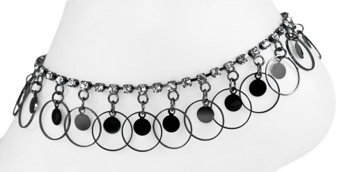 Ladies Anklets-Womens Barefoot Ankle Chain-Stunning Anklet Design-616406-FREE SHIPPING