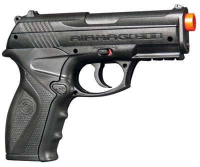 Crosman Air Mag C11 Black CO2 Powered AirSoft gun