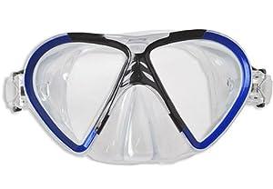 Buy Dolfino Premier Adult Swim Mask (15+) Blue by Dolfino Premier