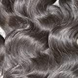Foxy Hair Extensions Virgin Brazilian Hair Body Wave Grade AAA 100g by Foxy Hair Extensions