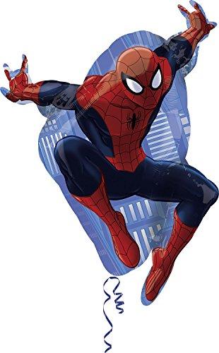 "Anagram International 2634001 Spiderman Ultimate Balloon Pack, 29"""