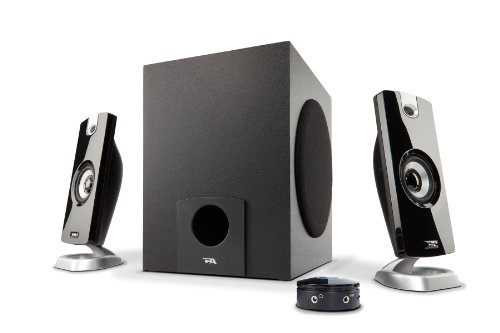 Read About Cyber Acoustics 2.1 Computer Speakers (CA-3090)