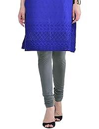 Sohniye Women's Cotton Leggings [Grey]