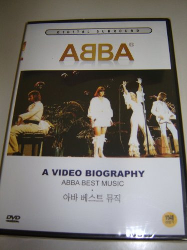 Abba,A Video Biography - Music Video Karaoke / REGION FREE NTSC DVD / Audio: English / 1. Introduction / 2. Take A Chance / 3. Does Your Mother Know / 4. Voulez Vous / 5. I Have A Dream / 6. The Winner Takes It All / 7. Super Trouper / 8. One Of Us / 9. U