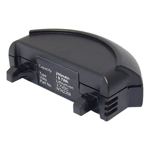 Exell Battery Fits Bose Headset Qc3 Replaces 40229, Nta2358