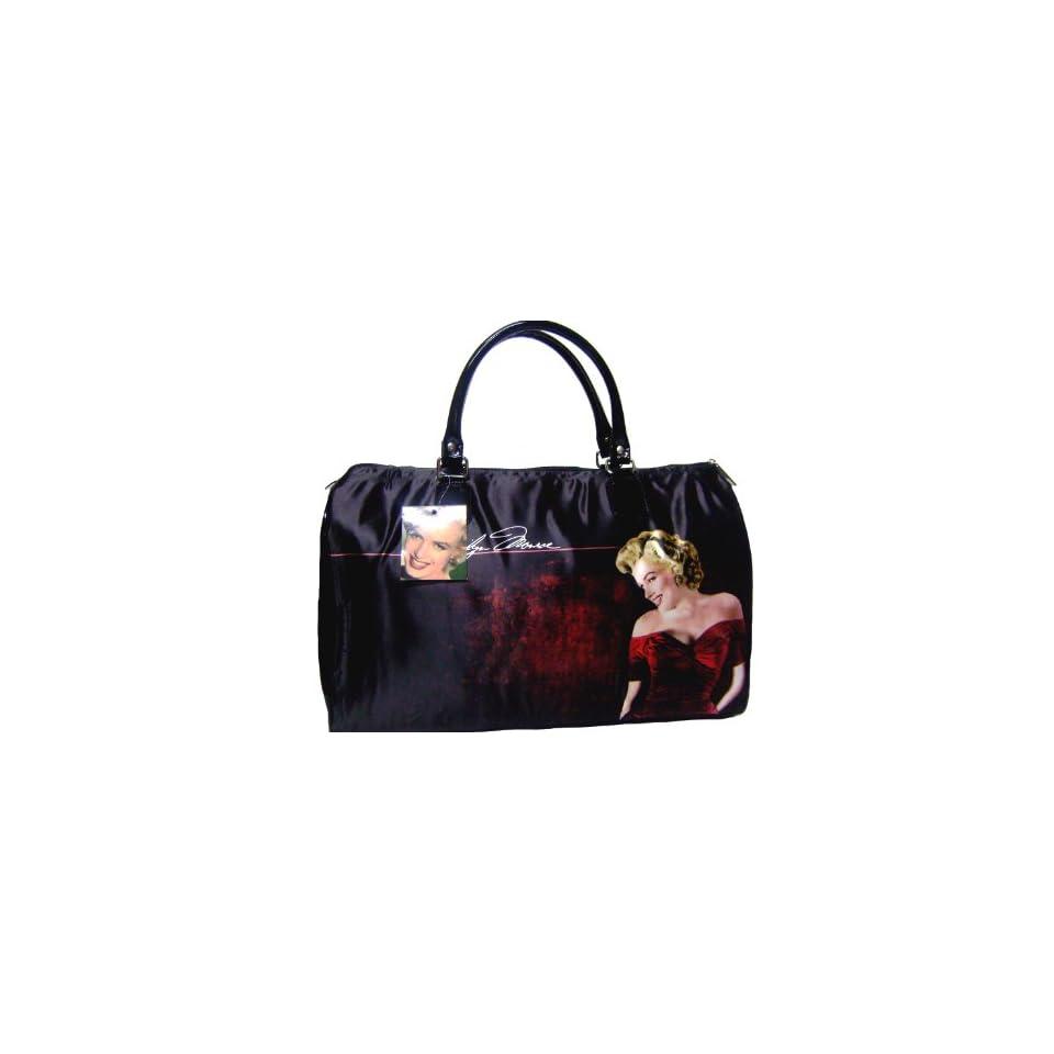 Marilyn Monroe Overnight big travel bag on PopScreen