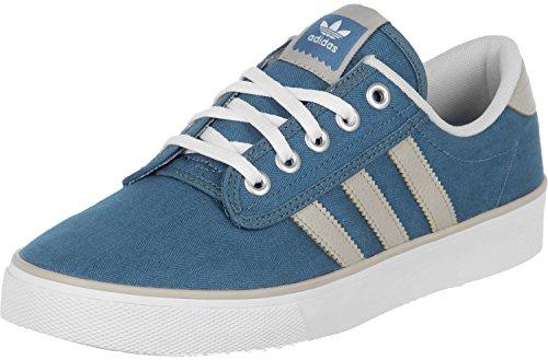 adidas Kiel Scarpa 10,5 blanch blue/clay brown