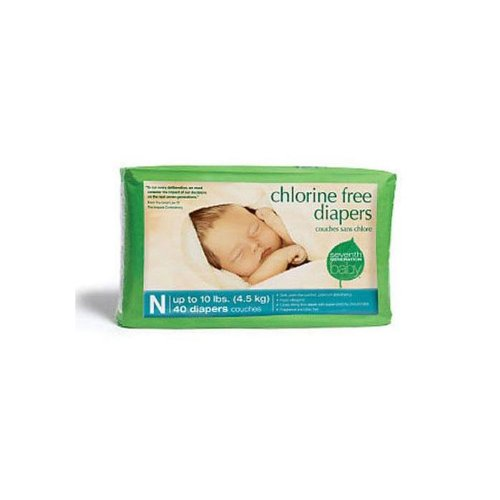 SEVENTH GENERATION Diapers - Newborn - 1