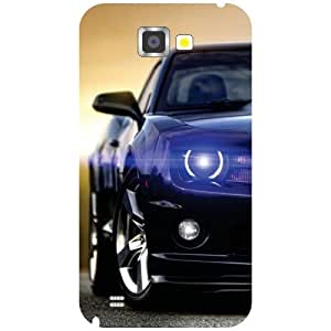 Samsung Galaxy Note 2 N7100 Back Cover - Majesty Designer Cases
