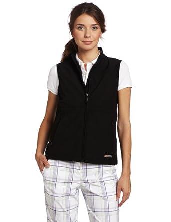 ANSAI Ladies Mobile Warming Golf Softshell Vest by Ansai Golf