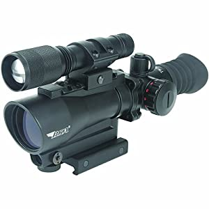 Gamo Outdoors BSA 30MM Red Dot Tactical Weapon Scope