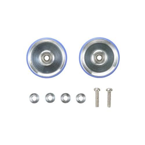 グレードアップパーツシリーズ No.426 GP.426 19mm プラリング付きアルミベアリングローラー (ディッシュタイプ) 15426