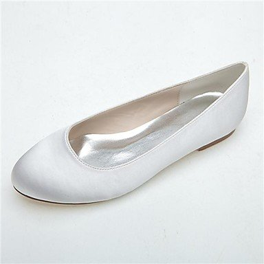 Dew Women's Shoes Round Toe Flat Heel Flats