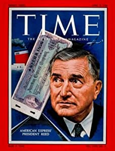 Ralph Reed / TIME Cover: April 09, 1956, Art Poster by TIME Magazine