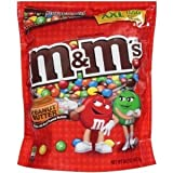 American Peanut Butter M&M's: Large 1417.5g, (50oz), Bag