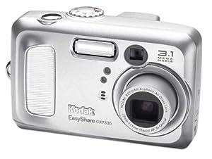 Kodak Easyshare CX7330 3.1 MP Digital Camera with 3xOptical Zoom (OLD MODEL)