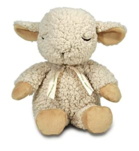 Cloud b Sleep Sheep On The Go Travel Sound Machine with Four Soothing Sounds (Discontinued by Manufacturer)
