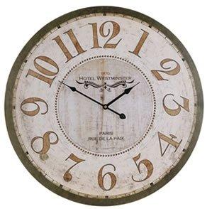 Orologio da parete design westminster 60 cm molto grande - Orologi per casa ...