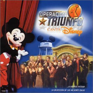 Operacion Triunfo - Canta Disney - Amazon.com Music