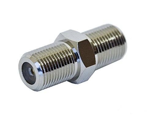 YOU+ 中継接栓 中継アダプター 5個入り(ケーブル同士の接続に) JJ-5P