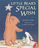 Gillian Lobel Little Bear's Special Wish