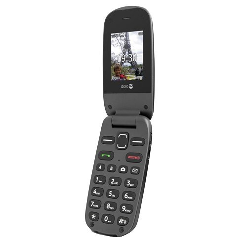 Doro Phoneeasy 607 Téléphone Mobile Clapet