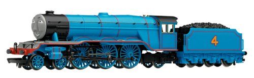 Hornby R383 Thomas and Friends Gordon the Big Blue Engine 00 Gauge Steam Locomotive
