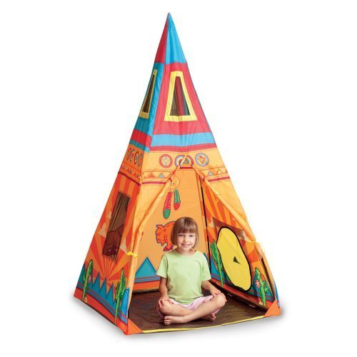 Pacific Play Tents Santa Fe Giant Tee Pee front-778819