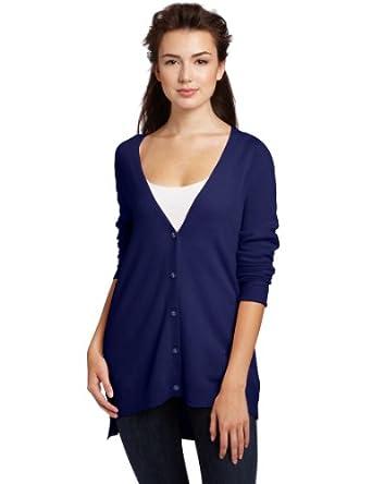 (快抢)Christopher Fischer Women's 美女100%羊绒开衫 蓝 白 粉 $89.31