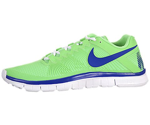 Nike Men's NIKE FREE TRAINER 3.0 TRANING SHOES 11 Men US (POISON GREE/HYPER BLUE/WHITE) $82.49