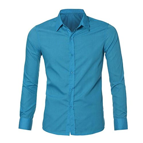 mens-shirthaoricu-autumn-winter-long-sleeve-stylish-slim-fit-mens-t-shirt-casual-work-blouse-clearan