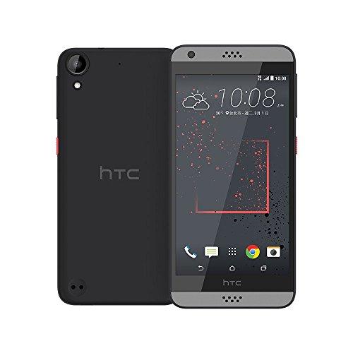 "HTC Desire 530 D530U 16GB Graphite Gray, 5"", 8MP, Unlocked International Model, No Warranty"