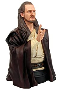 Star Wars - Mini Bust : Qui-Gon Jinn