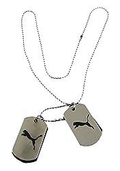 eshoppee designer double metal locket for men and women