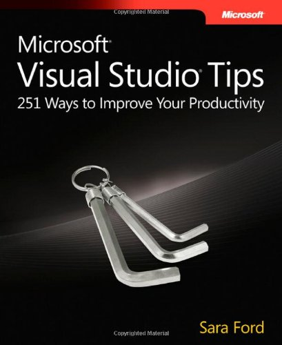 Microsoft Visual Studio Tips