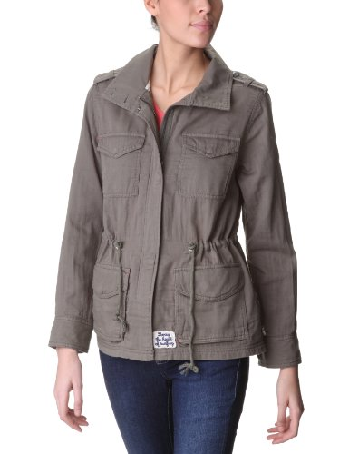 Roxy - Giacca, donna, Verde (Military), M