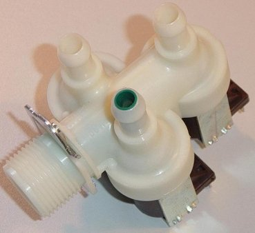 Magnetventil 3fach Ventil für Miele Waschmaschine W803 W804 W820 W914 ersetzt 1678013
