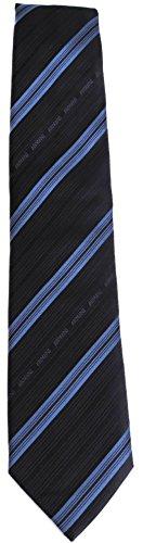 Armani Collezioni Krawatten-Eleganz Seide dunkelblauen