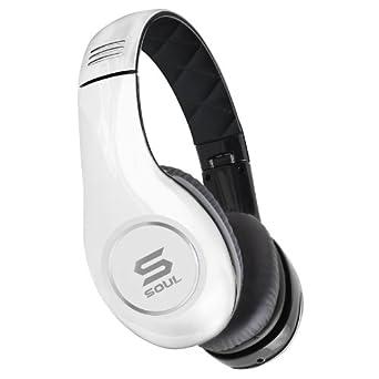 Soul by Ludacris SL150 Pro Hi-Definition On-Ear Headphones
