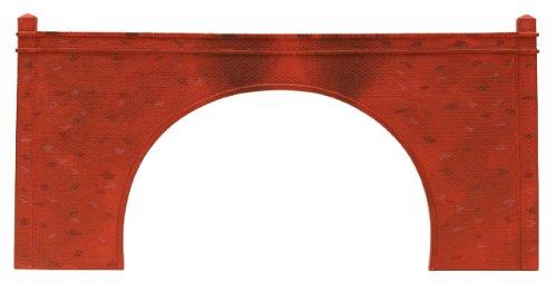 Hornby R8512 Skaledale 00 Gauge Tunnel Portals Double (Brick)