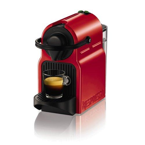 Nespresso Inissia(イニッシア) ルビーレッド C40RE