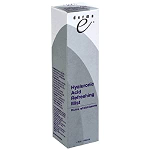 Click to buy Hyaluronic Acid: Derma E HA Hydrating Facial Mist from Amazon!