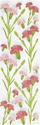 Martha Stewart Crafts Layered Carnations Stickers
