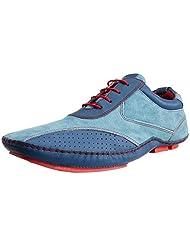 Buckaroo Men's Gamez Leather Sneakers