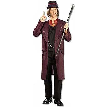 Willy Wonka Plus Size Costume